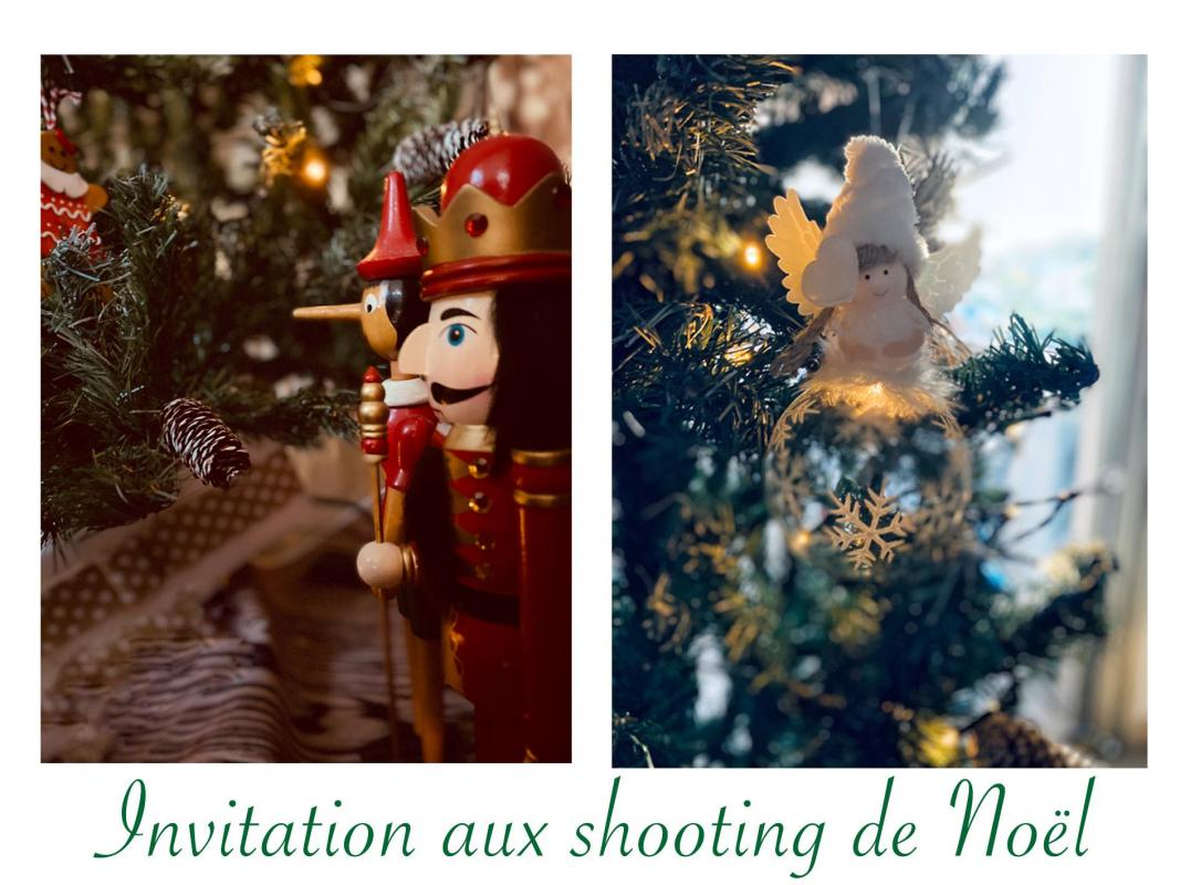 Les shooting de Noël