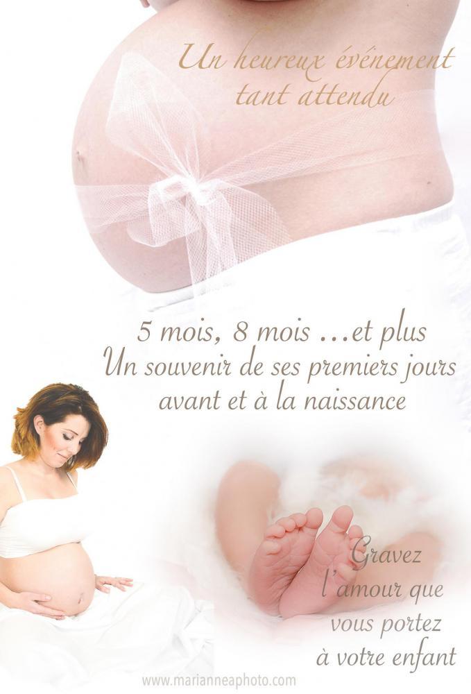 Marianne aupetit copie et reproduction interdite modulegrossesse naissance5 8moiset